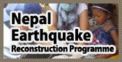 Reconstruction Activities for the Nepal Earthquake