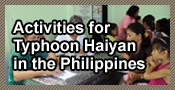 Reconstruction Activities for Typhoon Haiyan in the Philippines